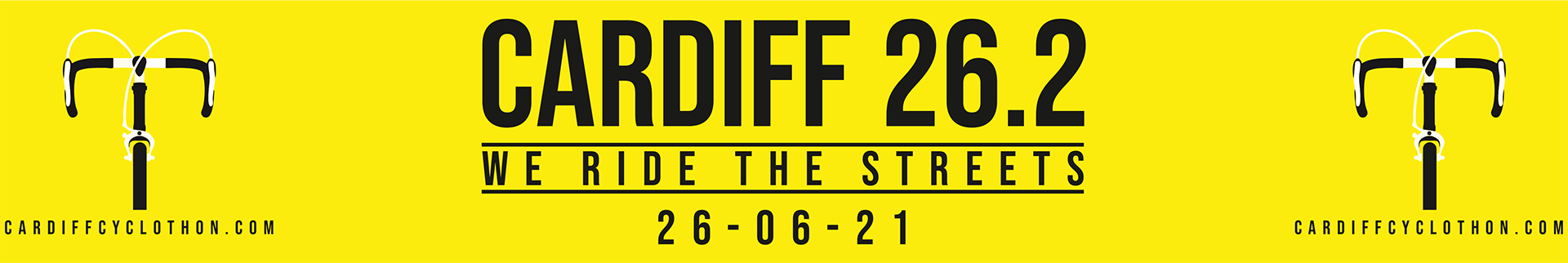 #CardiffCyclothon